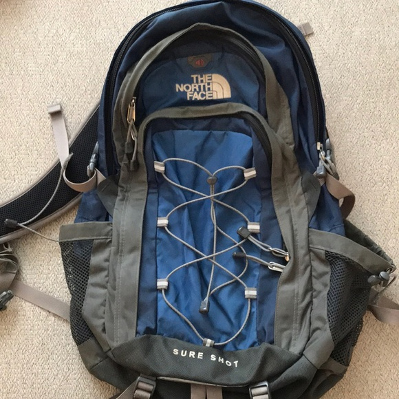 7c9412b48 North Face Sure Shot backpack